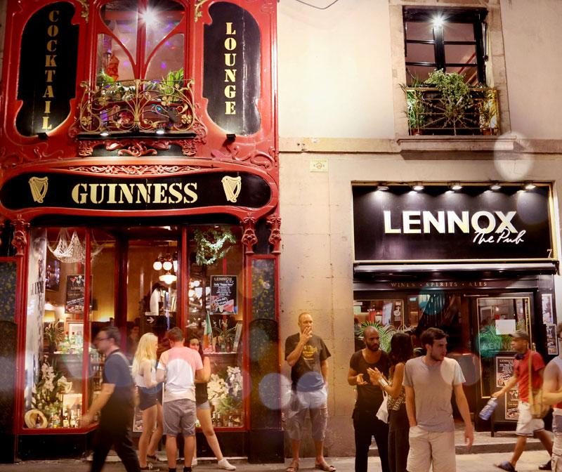 lennox-the-pub-barcelona-gothic-center