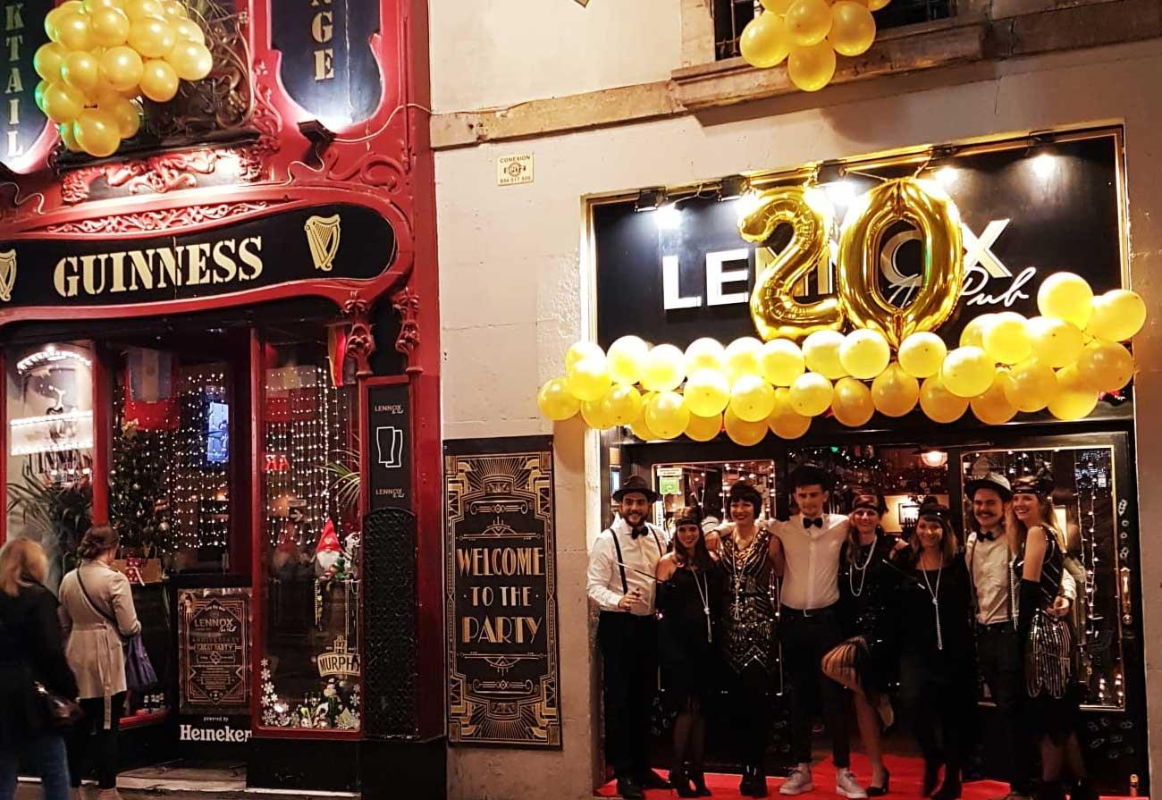 lennox-the-pub-barcelona-palma-de-mallorca-happy-hour-guinness-irish-centric-party